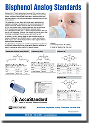 AccuStandard-Bisphenol-Analog-Standards