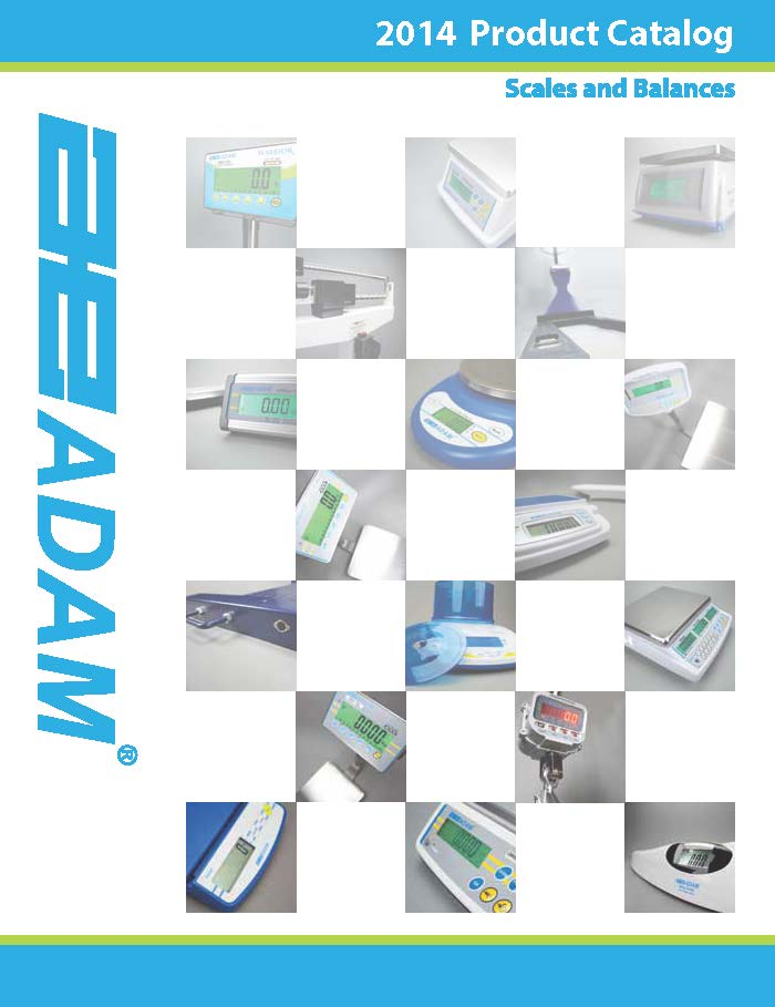 Adam 2014 Product Catalog
