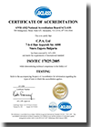 CPA ISO 17025 & Scope