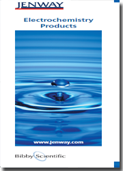 Jenway Electrochemistry Products