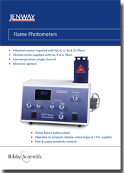 Jenway Flame Photometers