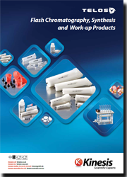 Flash Chromatography, Synthesis and Work-up Products