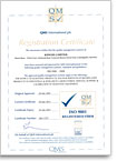 Kinesis-iso-9001-certificate-colour